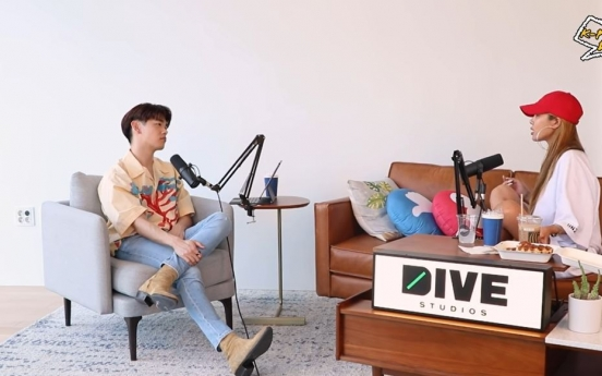 K-pop stars take to English podcasts, reach global audience