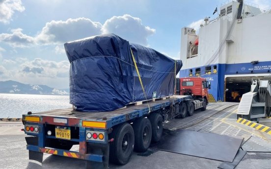 Hyundai Glovis open for break-bulk transport