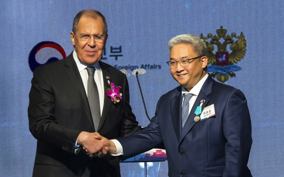 Seoul Cyber University Chairman of the Board awarded Pushkin Medal for strengthening Korea-Russia cultural ties