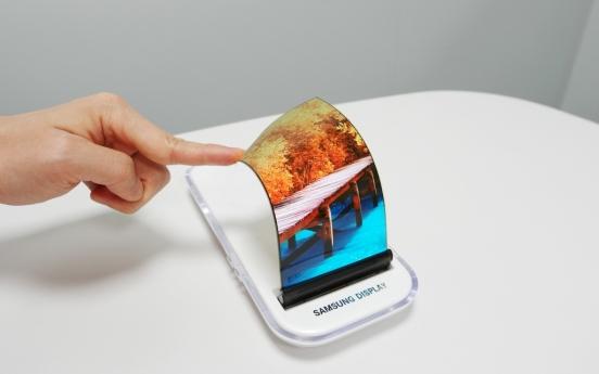 Samsung Display dominates 2020 smartphone panel market with 50% share