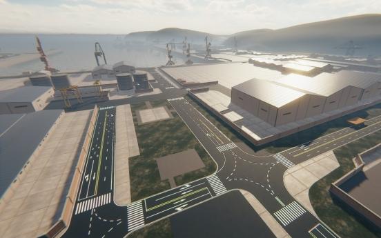 Daewoo Shipbuilding establishes shipyard simulation system with game engine