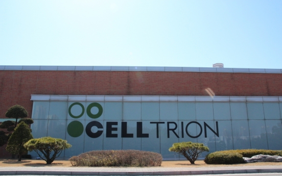 Celltrion founder's two sons appointed as executive directors