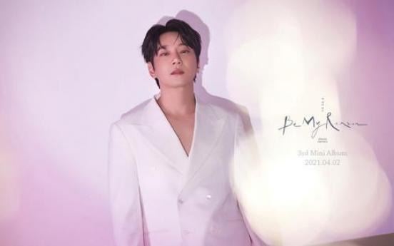 Ballad singer Hwang Chi-yeul to release new album next month