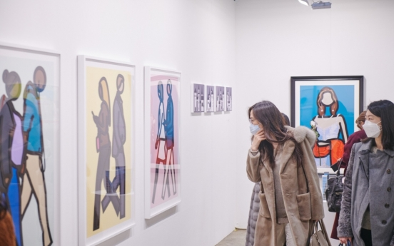[Feature] Not just window shopping: Young generation dives into art market