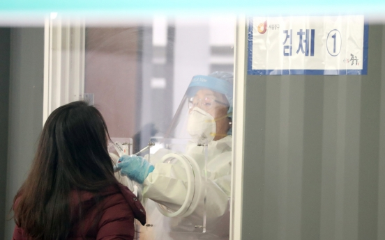 New virus cases again back below 400 on fewer tests, virus curbs extended for 2 weeks