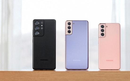Galaxy S21 smartphone sales top 1m units in S. Korea