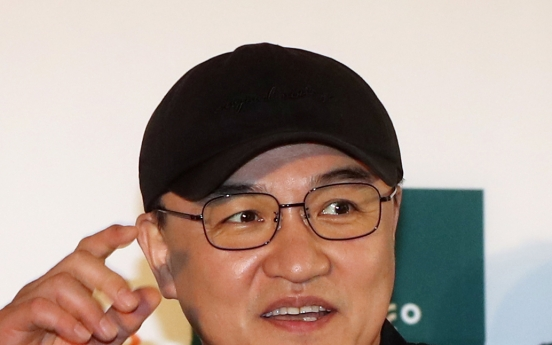 Veteran actor Park Joong-hoon caught drunk driving