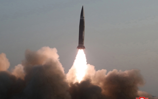 NK blasts UN 'double standard' on missile tests