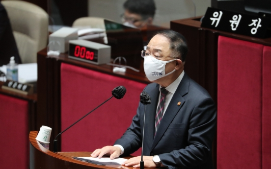 [News Analysis] S. Korea's longest serving finance minister burdened with recovery, real estate tasks
