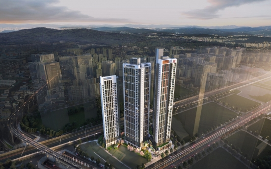 Hyundai E&C set to begin presales of housing units in Daegu