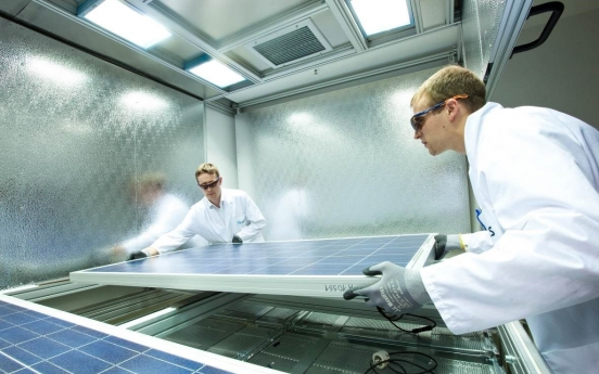 Hanwha Q Cells takes Chinese solar companies to court in Germany, France