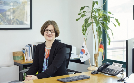 [Herald Interview] Korea-Germany economic ties to be fueled further by post-coronavirus market: KGCCI