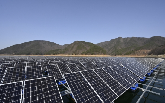 [#WeFACE] Floating solar farms show how green projects can thrive in South Korea