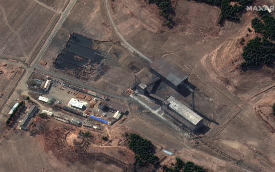 Steam indicates activity at Yongbyon nuke center: think tank