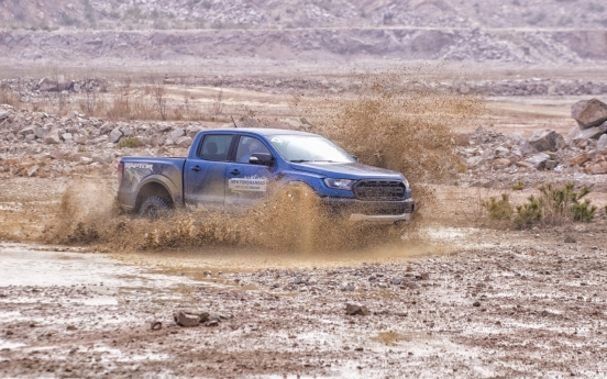 [Behind the Wheel] Ford Ranger Raptor, Wildtrak can stand on some of toughest terrains