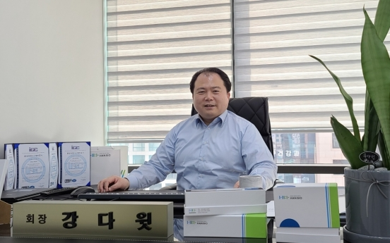 [Herald Interview] Local firm aims to turn Korea into hub of hair-transplant tourism