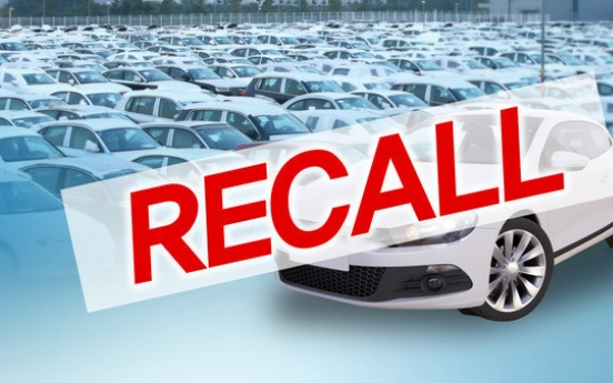 5 firms to recall nearly 230,000 vehicles over faulty parts