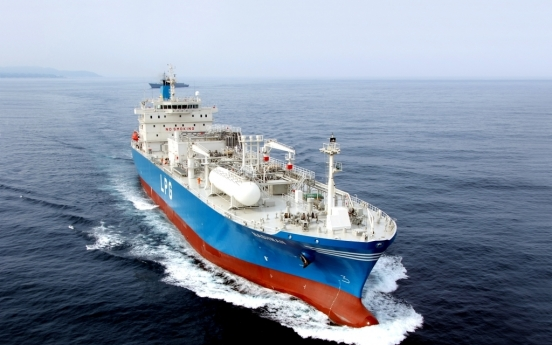 Korea Shipbuilding wins W566b in orders for 7 ships