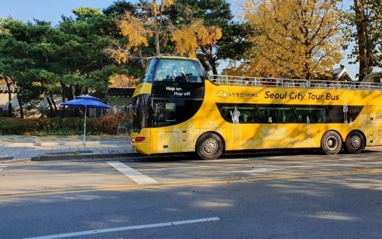 Seoul to resume city bus tours this week