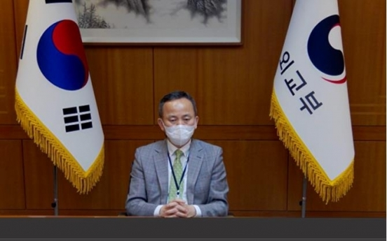 S. Korea discusses upcoming NPT review meeting with Britain, EU