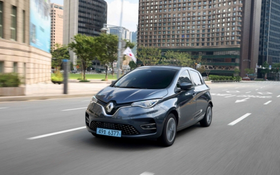 Renault Samsung's March sales tumble 43% on weak domestic demand