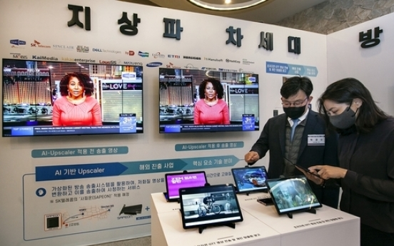 SK Telecom-Sinclair joint venture to commercialize next-generation broadcast solution this year