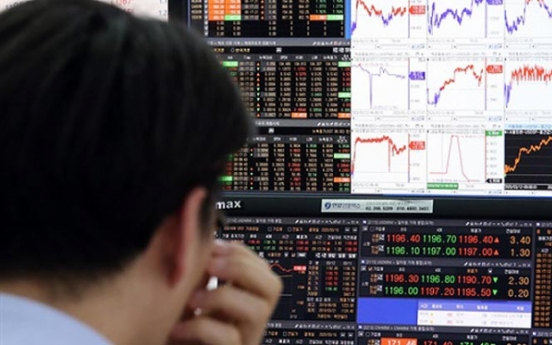 South Korea's stock market cap increases 2.7% in Q1