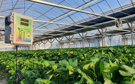 S. Korea and China to build smart agriculture complex in Pocheon