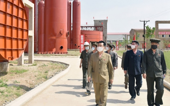 N. Korea urges efforts to localize production to develop self-reliant chemical industry