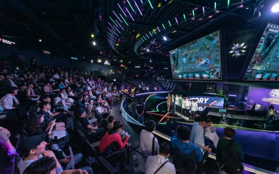 Esports experts discuss the future of esports in Korea