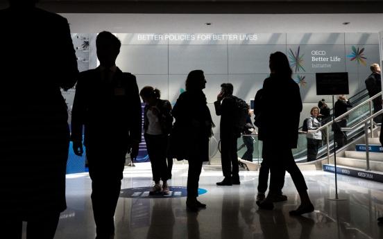 [News Focus] Korea ranks No. 24 of 31 OECD members in 2020 employment