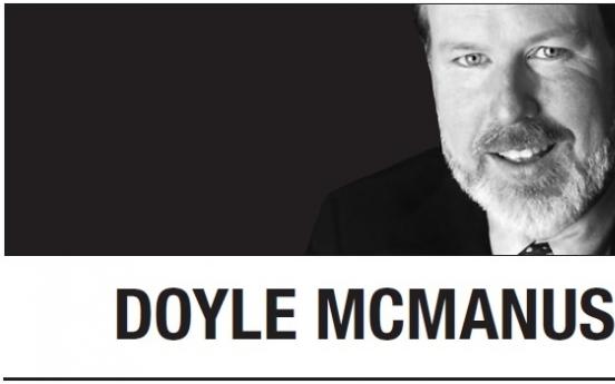 [Doyle McManus] Biden in race against time