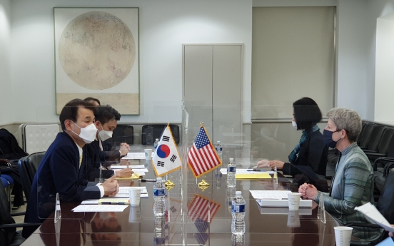 Cabinet approves recently concluded S. Korea-US defense cost sharing deal