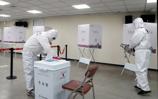 By-election voters asked to observe quarantine, distancing rules