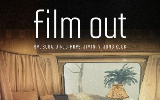 New BTS song 'Film Out' tops Japan's Oricon weekly chart
