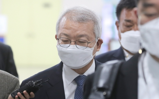 Ex-top justice claims innocence in trial over alleged judiciary power abuse