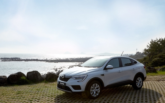 Renault Samsung brings back XM3, eyes growing SUV market