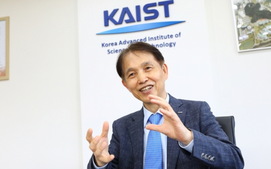 KAIST targets global top 10 with new talent, research programs