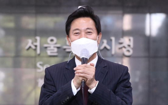 Oh Se-hoon returns as Seoul mayor after 10 years