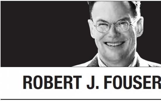 [Robert J. Fouser] President Moon's last year