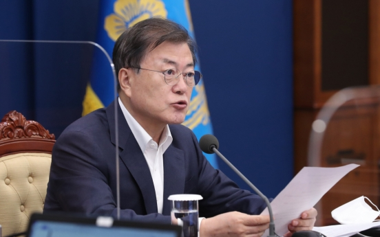 More than 80% of Koreans call for recalibration of Moon's policy direction