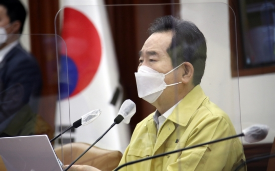 S. Korea to extend current social distancing measures for another 3 weeks