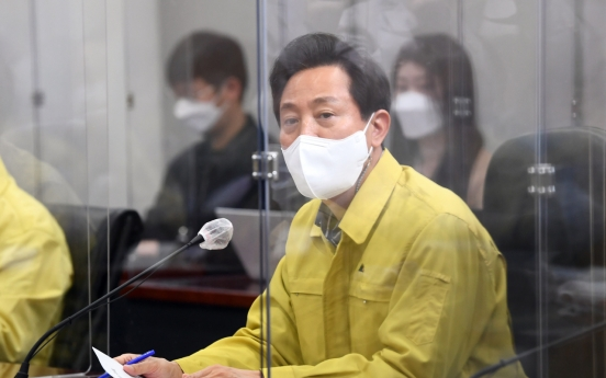 Seoul mayor orders review of city's COVID-19 response