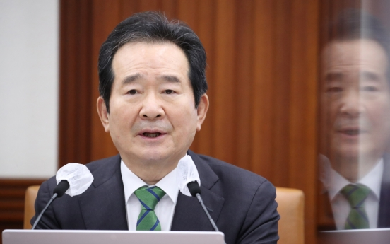 S. Korean PM to visit Iran next week amid lingering tension over frozen Tehran funds