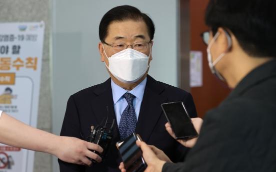 Top S. Korean, German diplomats hold phone talks on bilateral ties, Korea peace efforts