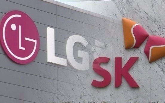 SK agrees to pay W2tr to LG to settle EV battery
