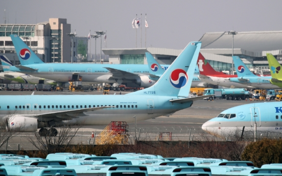 Korean Air predicted to have turned profit on strong logistics demand
