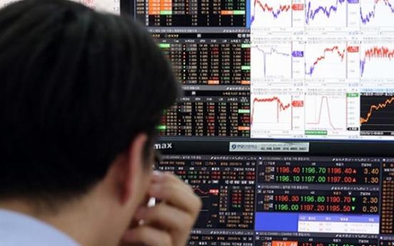 S. Korea's stock market cap gains 3.6% in Q1