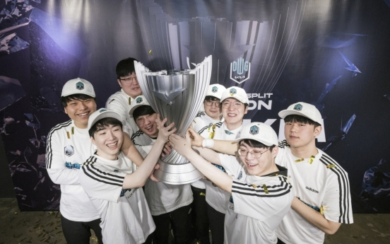 DWG Kia stomps Gen.G to win LCK Spring, heads to MSI