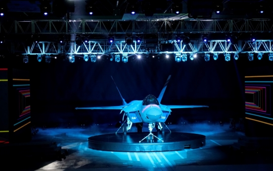 Weapons on Korean fighter jet ready by 2028